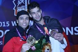 WM 2015 Tahir und Servet