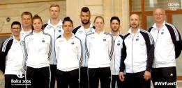 Team Baku 2015